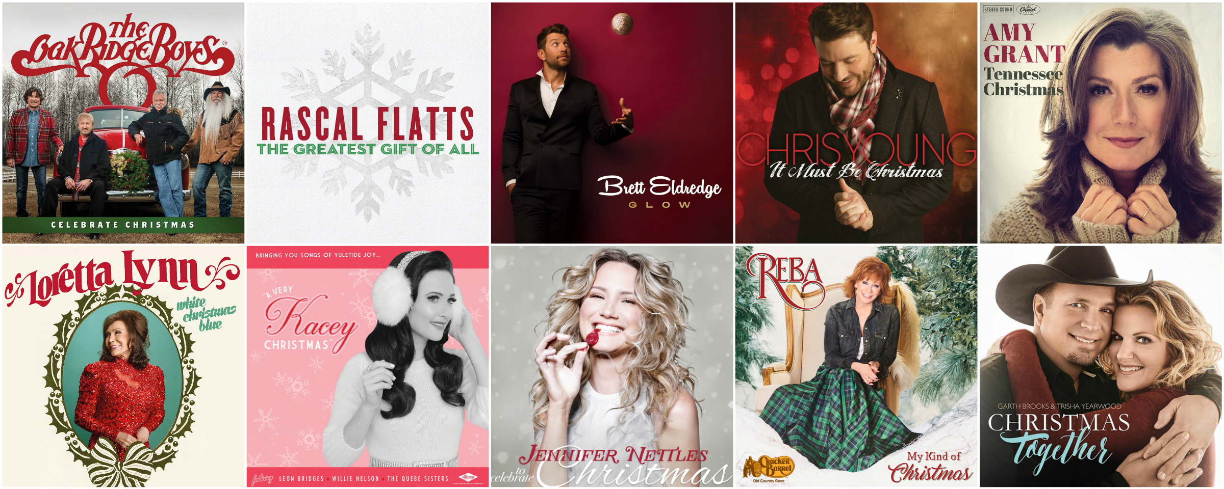 new country albums to get you ready for the holidays thecountryscenecom