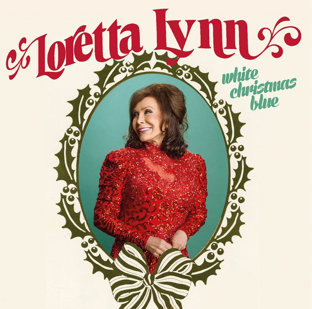 Loretta Lynn, White Christmas Blue