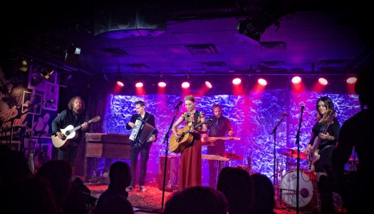 Front and Center Debuts Jennifer Nettles' CMA Songwriters Series Performance