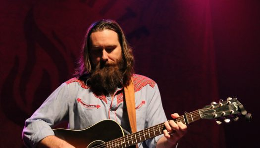 Interview with Dave Kennedy at NYC's Gramercy Theatre
