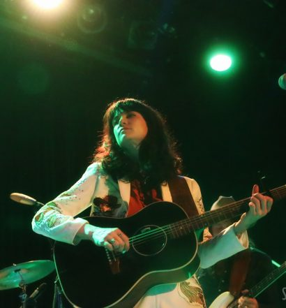 Nikki Lane at the Music Hall of Williamsburg in Brooklyn on March 2, 2017.