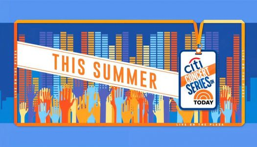 The TODAY Show Announces the 2017 Citi Concert Series