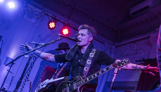 Interview With Frankie Ballard At The Paramount