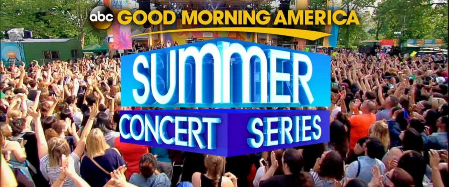GMA Summer Concert Series