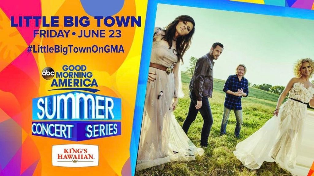 Little Big Town / #LittleBigTownOnGMA