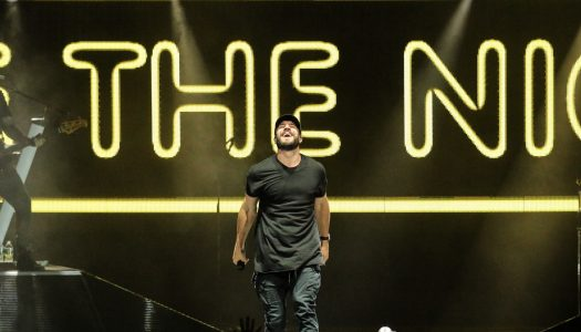Sam Hunt Brings the 15 in a 30 Tour to Hartford