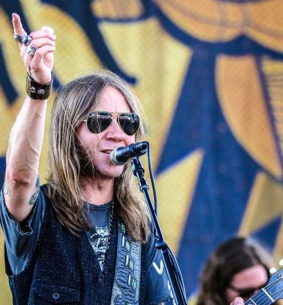 Blackberry Smoke headlining the Milford Oyster Festival on August 19, 2017 / Photo by Shawn St. Jean