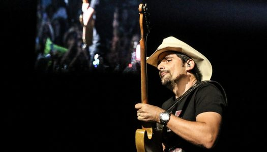 Brad Paisley Brings The Weekend Warrior Tour To Hartford