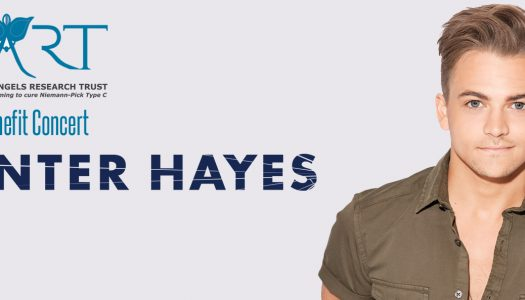 Hunter Hayes to Headline Benefit Concert at The Palace Theatre