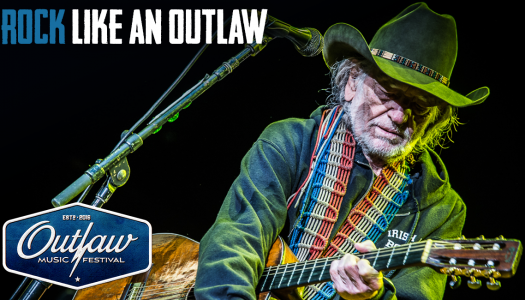 Willie Nelson's Outlaw Music Festival Closes Out the Summer at Jones Beach