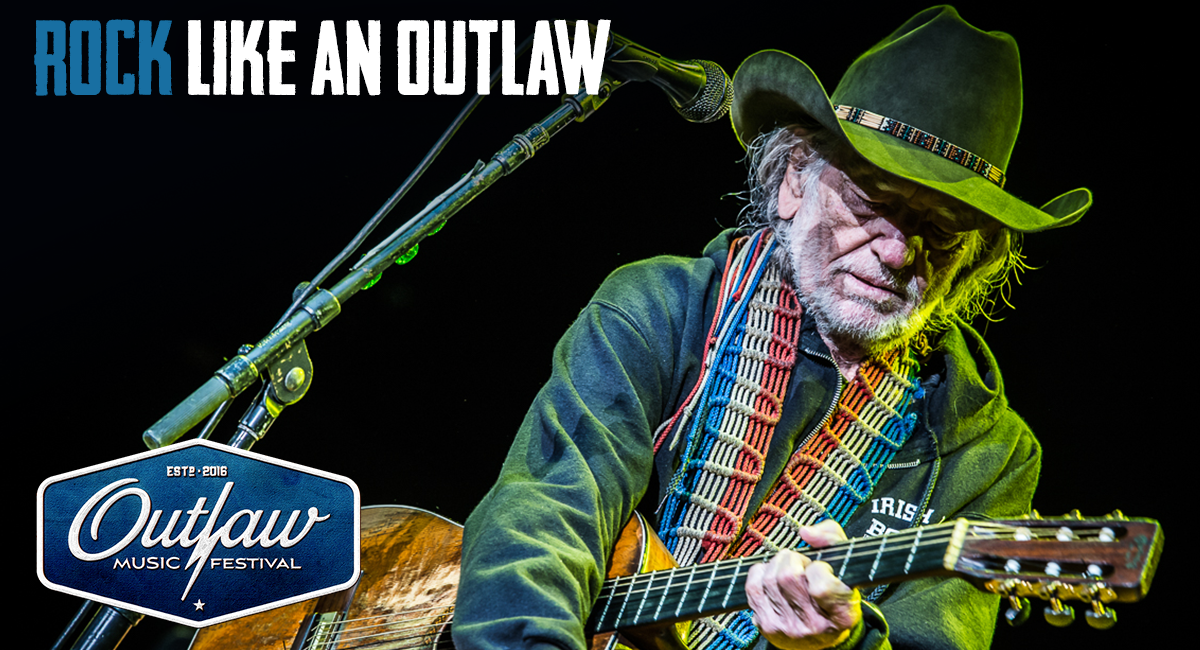 Willie Nelson's Outlaw Music Festival / Photo from Blackbird Presents