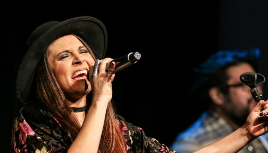 Photos: Lauren Davidson at The Palace Theatre