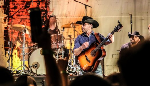 Aaron Watson Celebrates Texas Independence Day in New York City