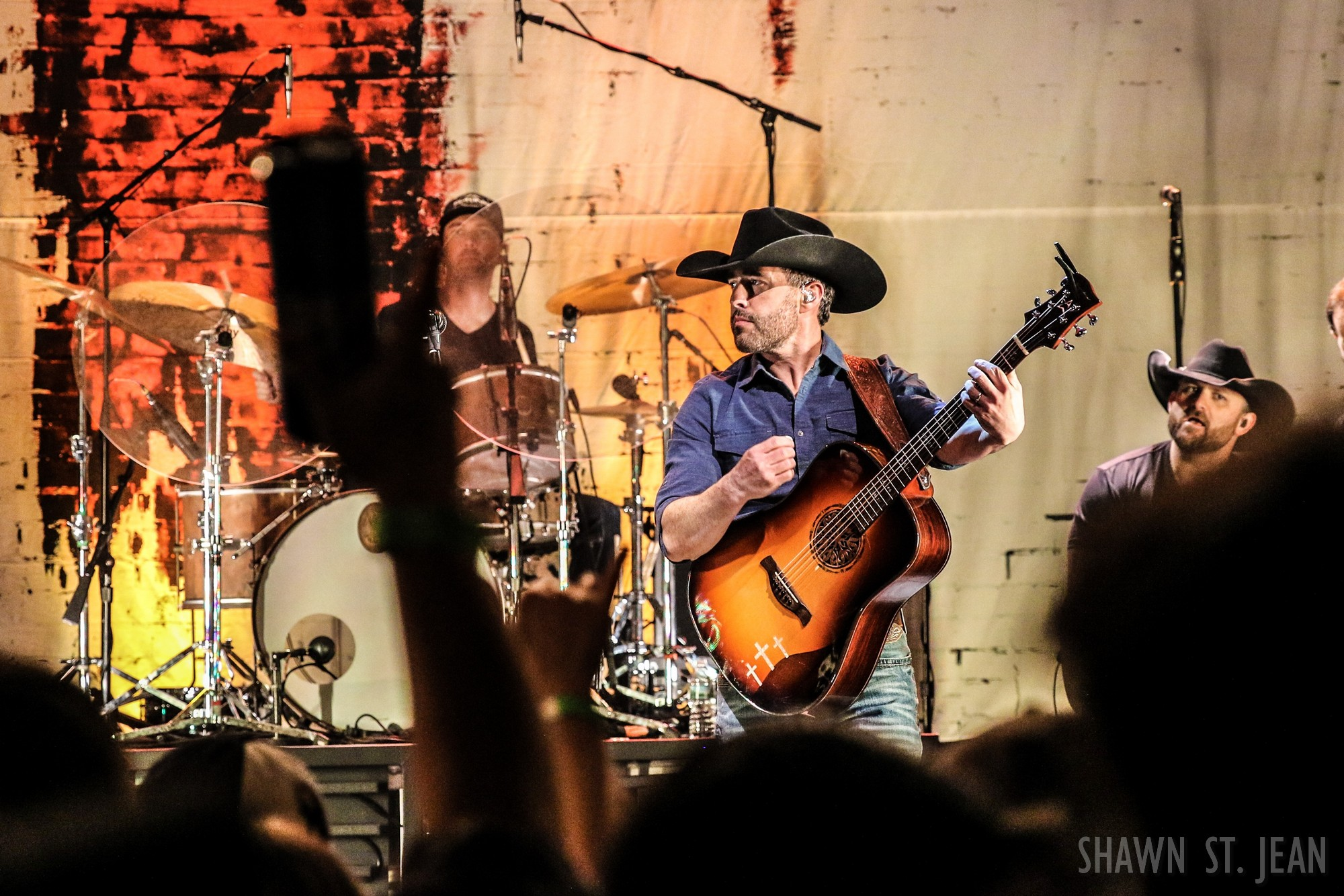 Aaron Watson Celebrates Texas Independence Day in New York