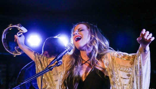 Caitlyn Smith's Starfire Tour Stops at NYC's Mercury Lounge