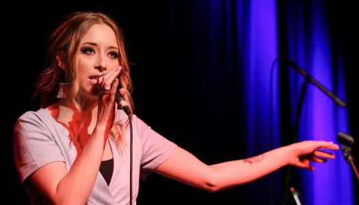 Photos: Kalie Shorr at the Stamford Palace Theatre