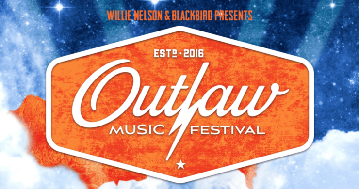 Willie Nelson's 2018 Outlaw Music Festival