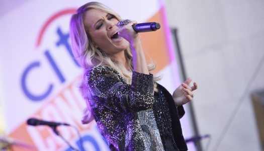 Cancelled: Carrie Underwood – TODAY Show Plaza