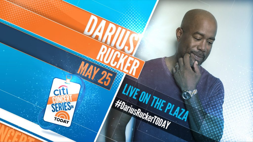 Darius Rucker: The TODAY Show 2018 Citi Concert Series