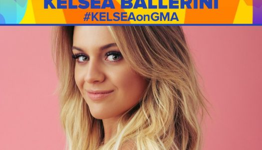 Kelsea Ballerini – GMA in Central Park