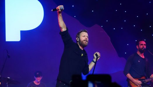 NYC Gets Up Close With Dierks Bentley To Celebrate The Release Of The Mountain