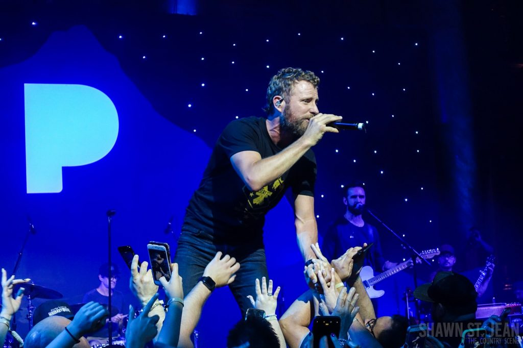 Dierks Bentley NYC Album Release Show, June 13, 2018. Photo by Shawn St. Jean