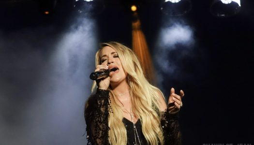 Carrie Underwood Brought The Fireworks to NYC on July 4th
