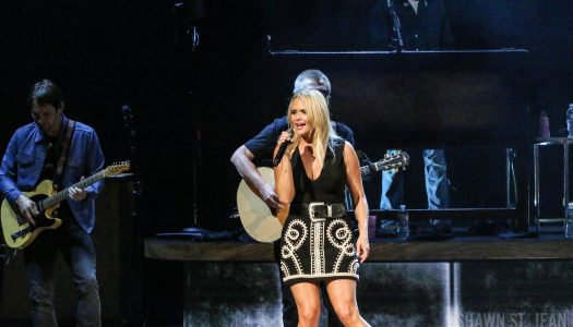 Miranda Lambert Delivers A Powerful Performance in Hartford