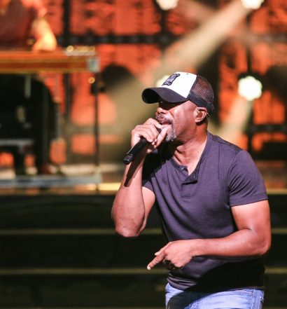 Darius Rucker in Hartford on July 28, 2018. Photo by Shawn St. Jean.