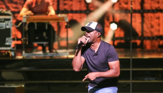 Summer Plays On In Hartford With Darius Rucker and Lady Antebellum