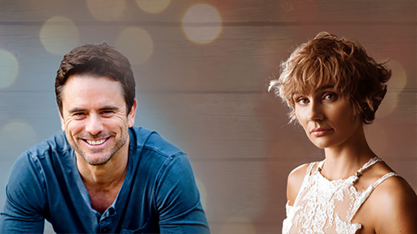 Charles Esten and Clare Bowen / Photo: Mayo Performing Arts Center