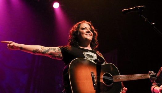Fans Pack NYC's Gramercy Theatre for Ashley McBryde's Girl Going Nowhere Tour