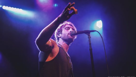 Ryan Hurd's Club Tour Stops at New York's Bowery Ballroom