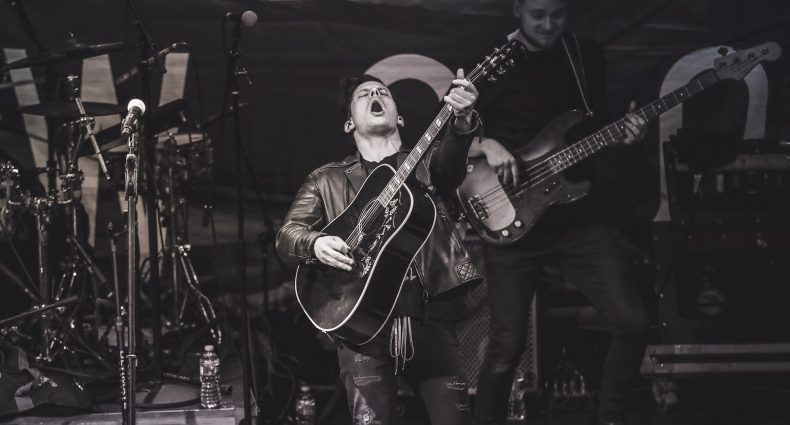 Devin Dawson at Bowery Ballroom, January 31, 2019 / Photo by Shawn St. Jean