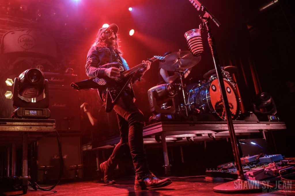 The Cadillac Three at Irving Plaza, February 23, 2019 / Photo by Shawn St. Jean