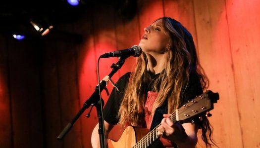 Photos: Emily Hackett at Rockwood Music Hall