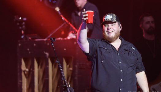 Luke Combs Brings His Sold Out Beer Never Broke My Heart Tour to New York City