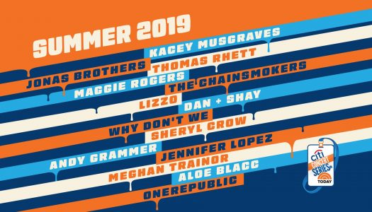 The TODAY Show Announces The 2019 Citi Concert Series