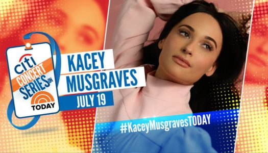Kacey Musgraves – TODAY Show Plaza