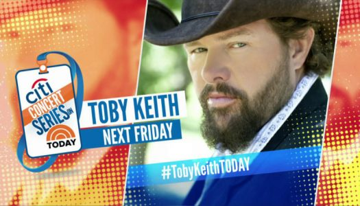 Toby Keith – TODAY Show Plaza