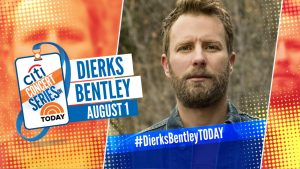 Dierks Bentley: The TODAY Show 2019 Citi Concert Series