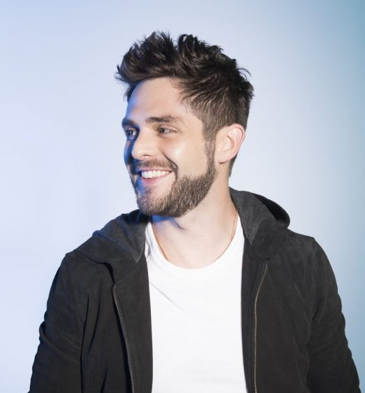 Thomas Rhett, photo by John Shearer courtesy of The GreenRoom PR