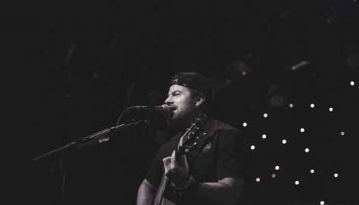 Kip Moore Unplugs For Sold Out Show In Connecticut