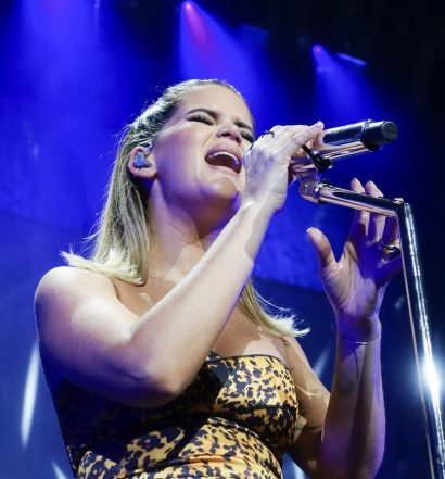 Maren Morris at Radio City Music Hall, September 6, 2019 / Photo by Shawn St. Jean