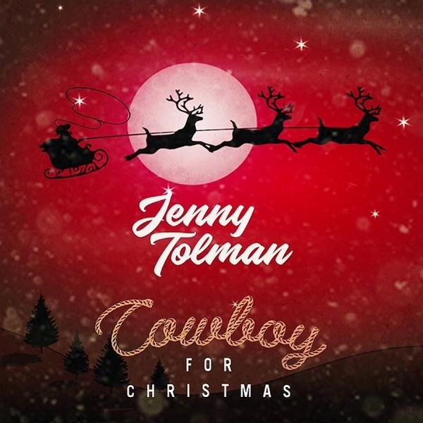 Jenny Tolman - Cowboy For Christmas.