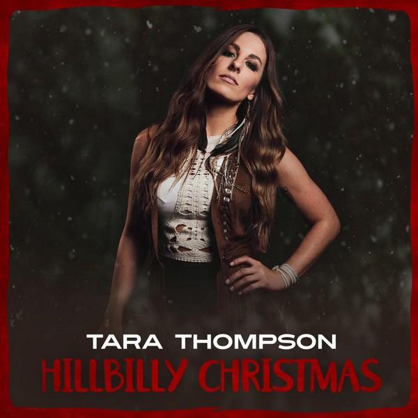 Tara Thompson - Hillbilly Christmas album