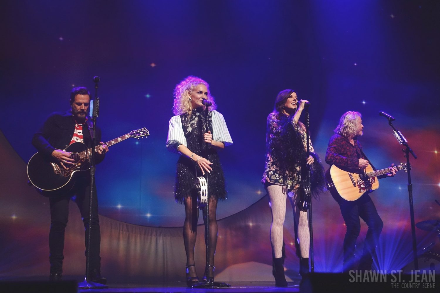 Little Big Town at The Apollo Theater on the Nightfall Tour, Jan 18, 2020 / Photo by Shawn St. Jean