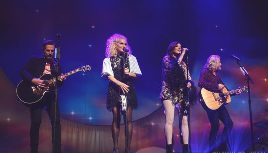 Little Big Town Celebrates the Release of Nightfall with Historic Performances in New York City