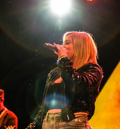 Lauren Alaina at Bowery Ballroom, January 27, 2020 / Photo by Shawn St. Jean