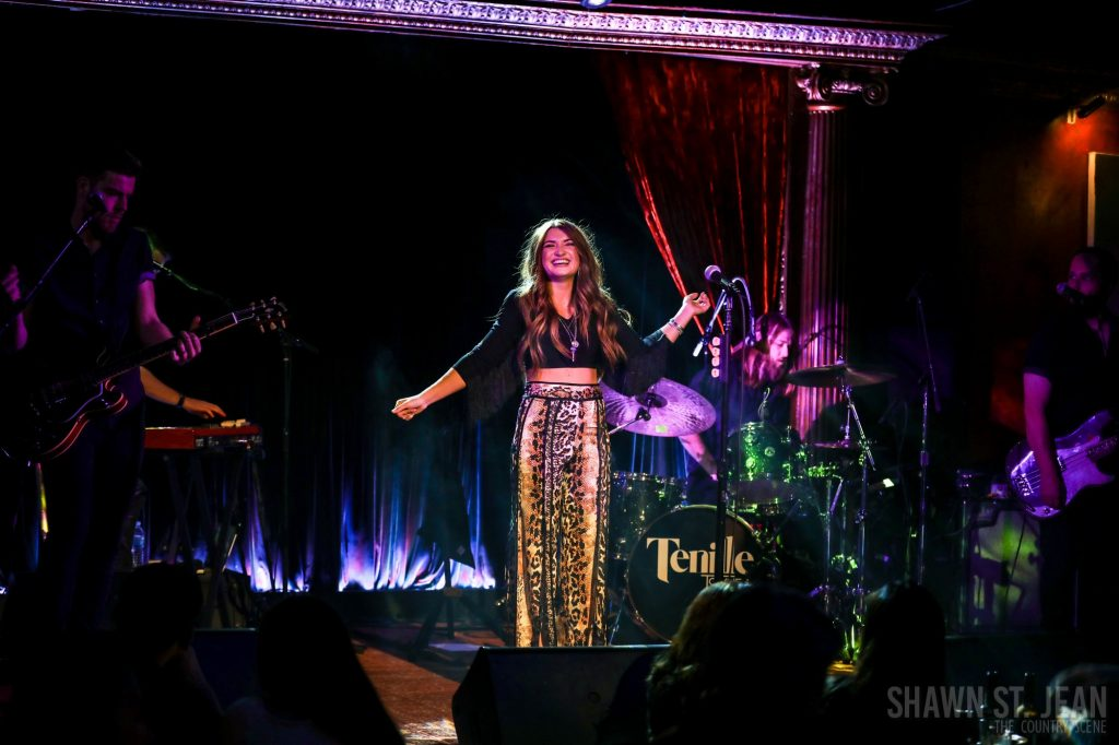 Tenille Townes at The Cutting Room, February 11, 2020 / Photo by Shawn St. Jean